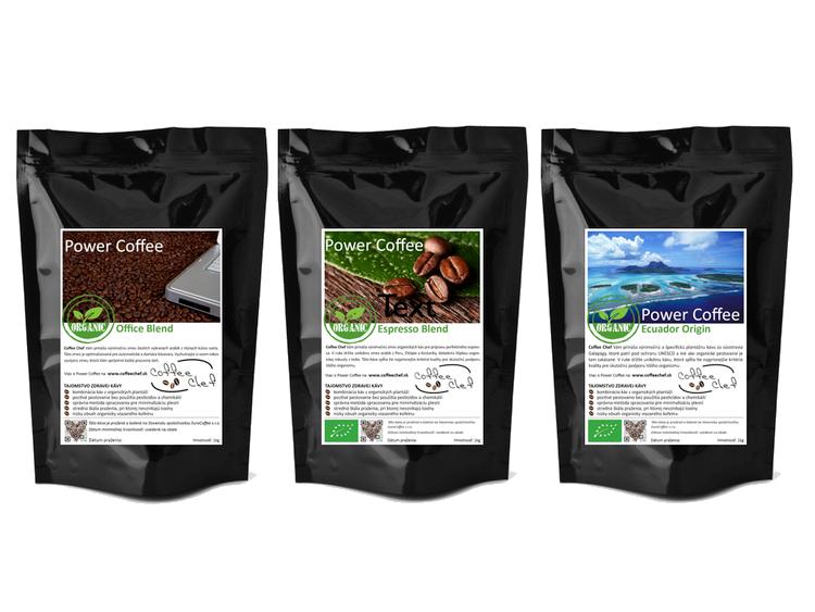 Power Coffee Kolekcia