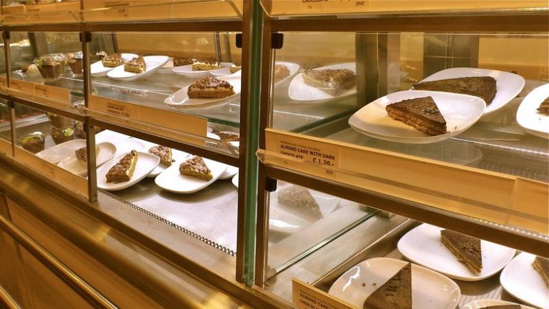 IKEA koláčiky