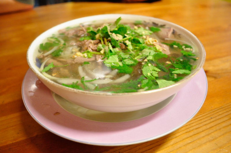 Vietnamská Polievka Phong Nam