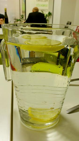 Sab Lab Citrónová Voda