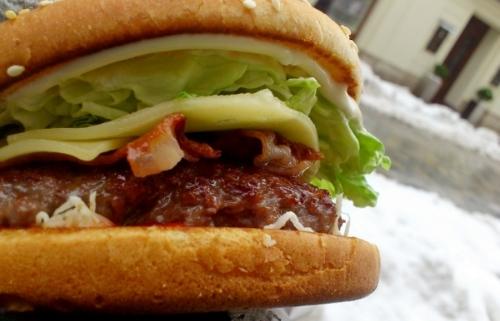 Najlepší burger v Bratislave