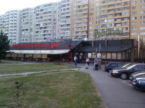Alfa Bistro Grill Restaurant