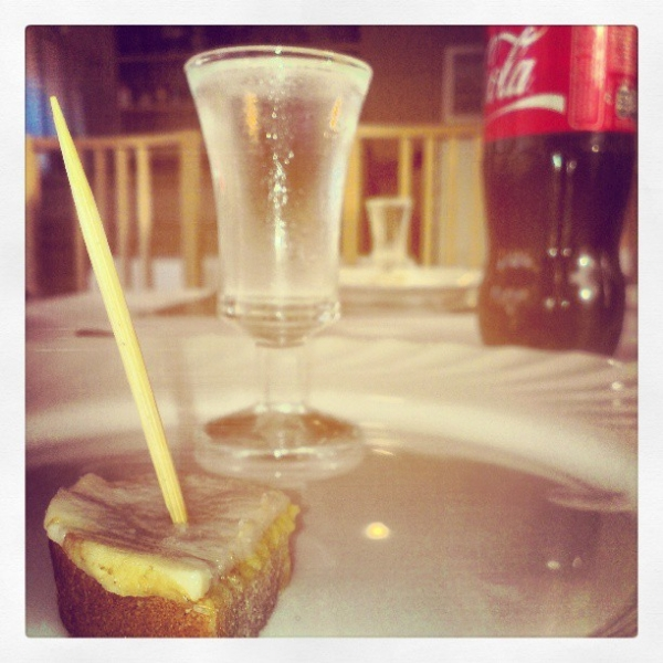 Vodka a Ukrajinský Snickers