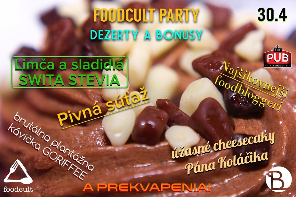 foodcult party bonusy