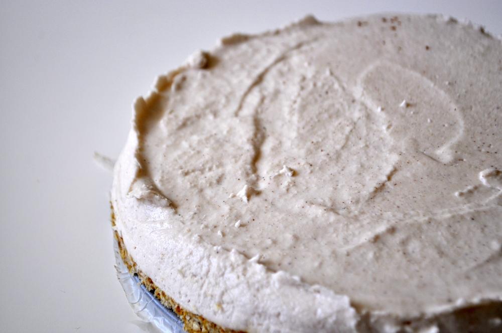 kokosová raw torta befresh.sk