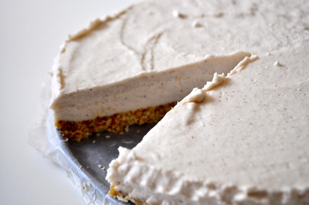 kokosová raw torta befresh