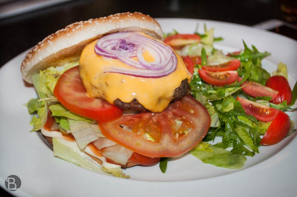 Pán burger!