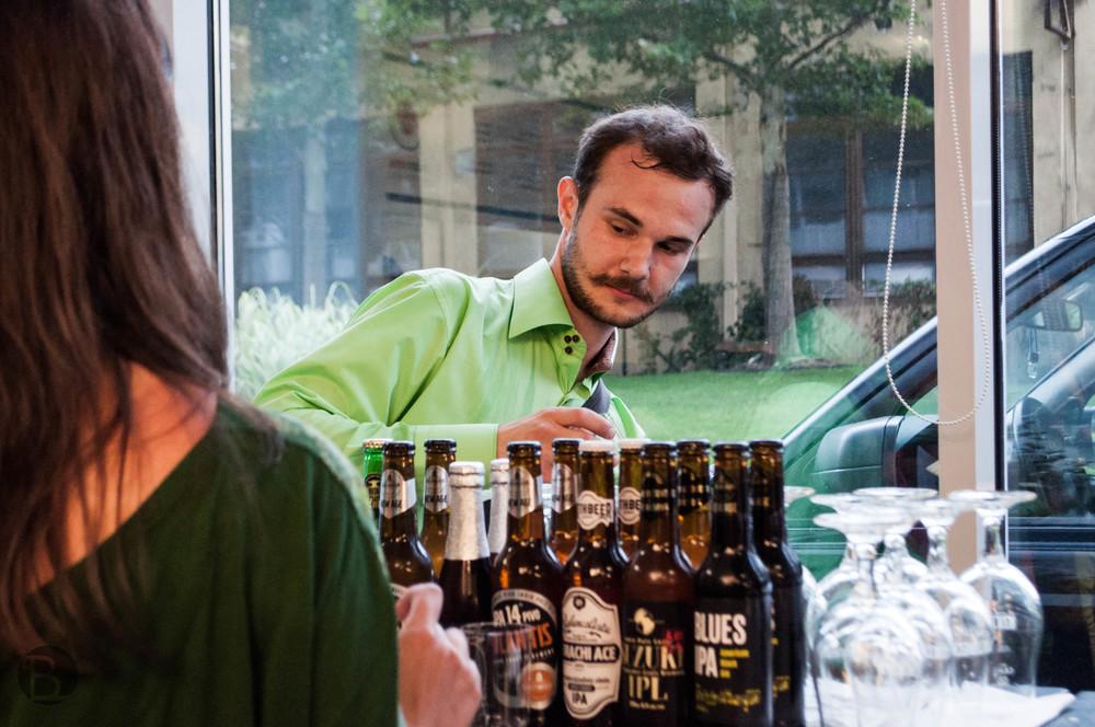 najlepsie sushi na zapade - damian beer and ale