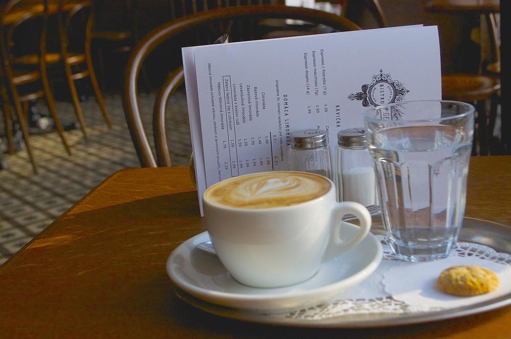 Káva Bistro St. Germain