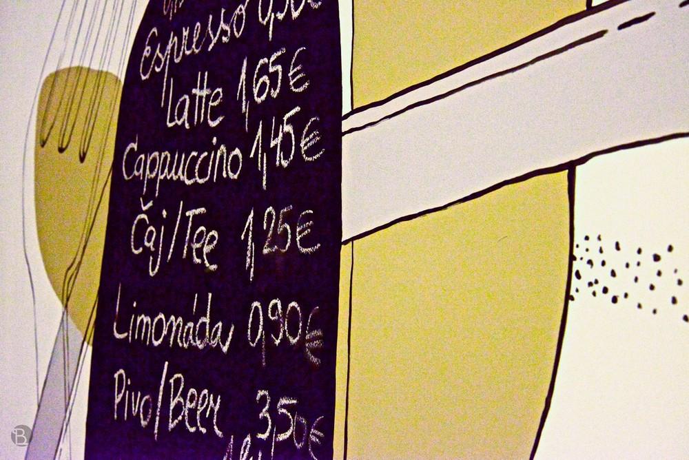 Káva výborná a lacná. Čo chceš viac?