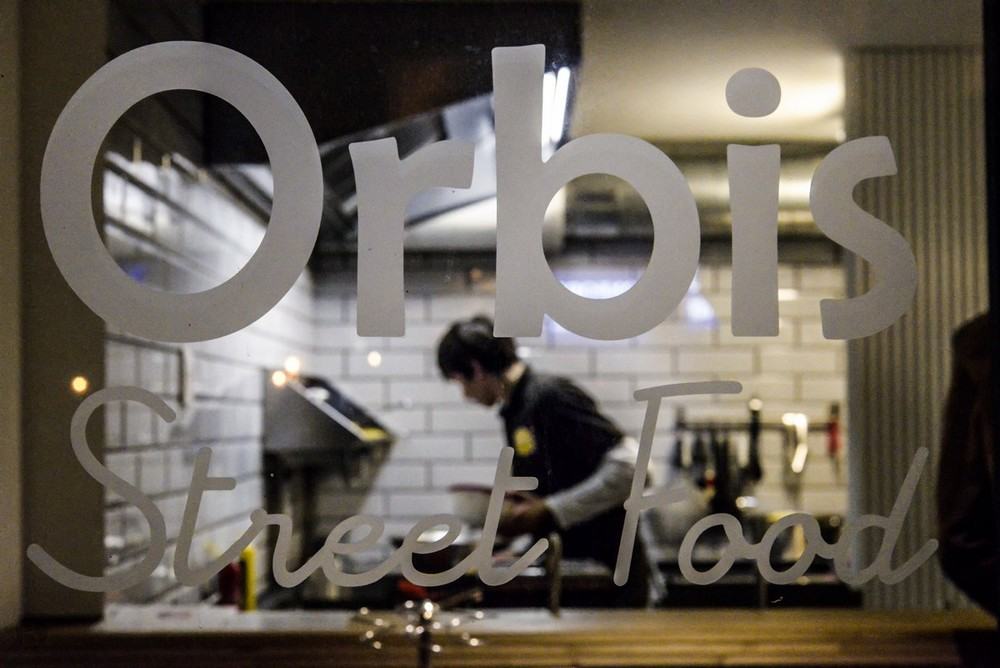 orbis street food logo