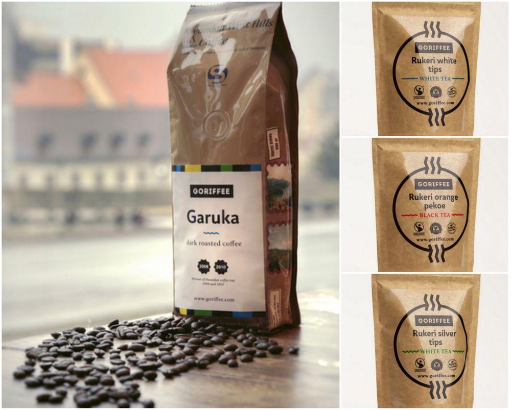Rwandská káva