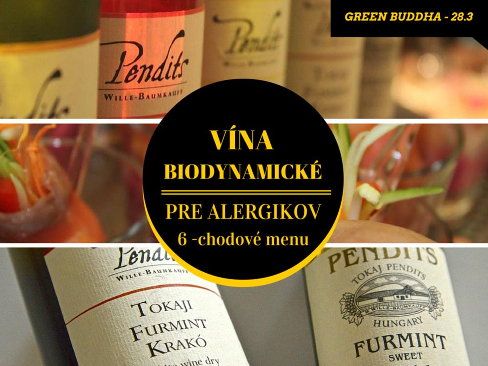 vecer biodynamickych vin