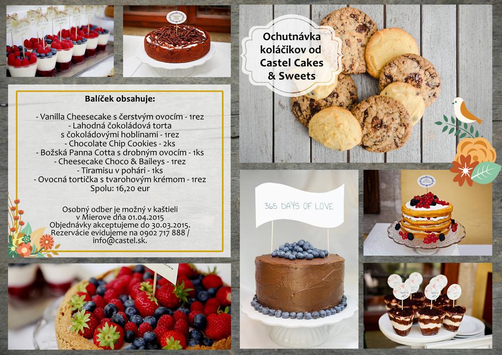 Castel koláče, FoodCult