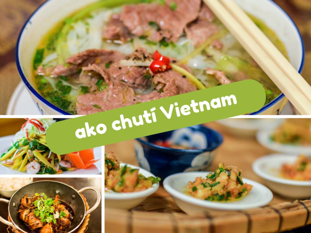 ako chuti vietnam
