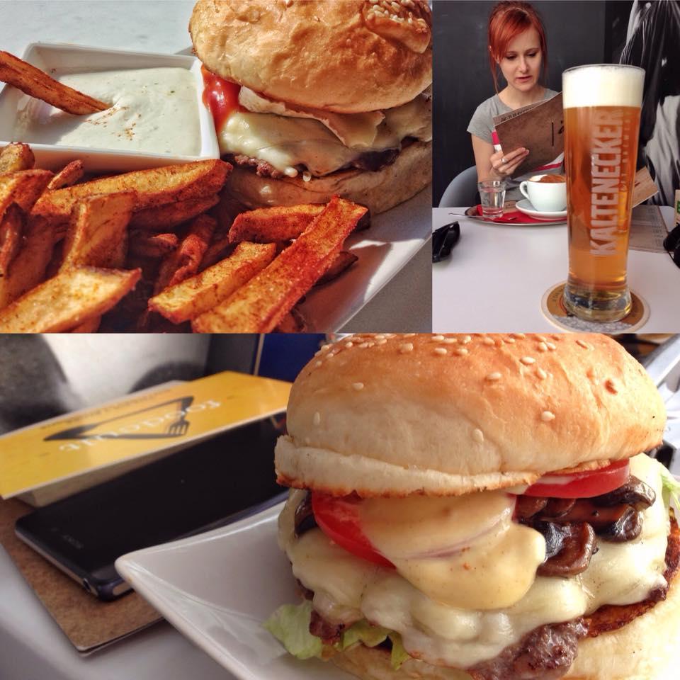 Toto je kvalitný burger - Estévéčka