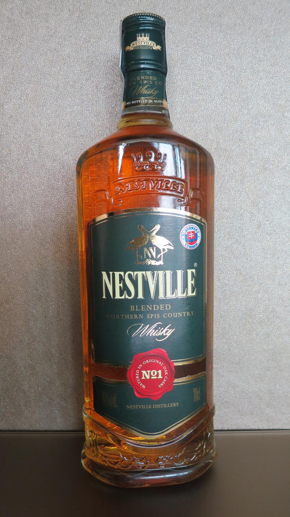 nestville blended