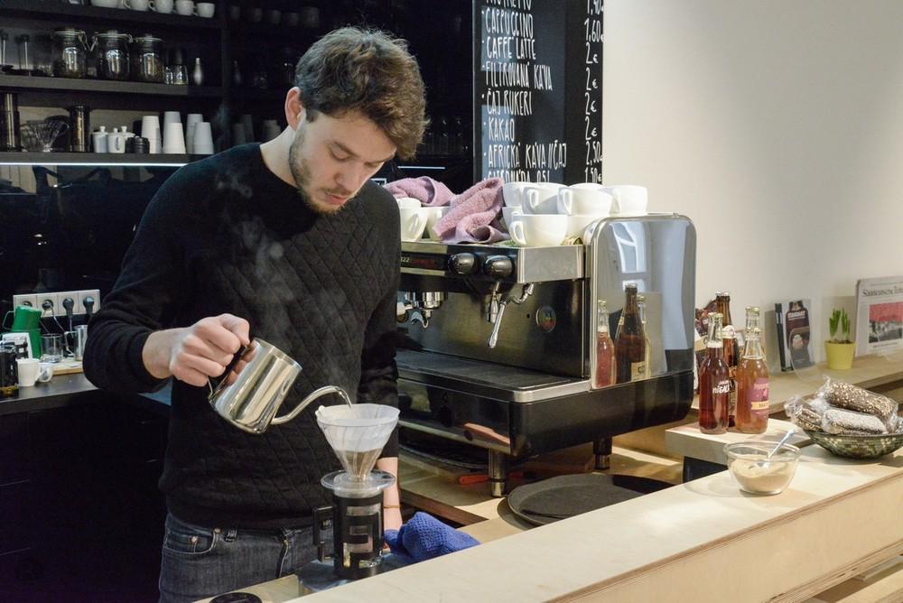 Kávičkári majú svoju vlastnú sortu fašistov: kávových. No v Kaffehaus Goriffee ani tí nemajú káve čo vyčítať.