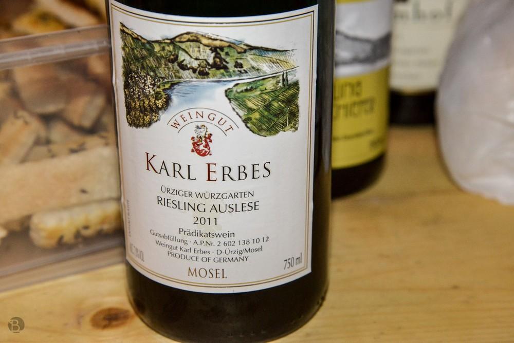 vyberane vina riesling