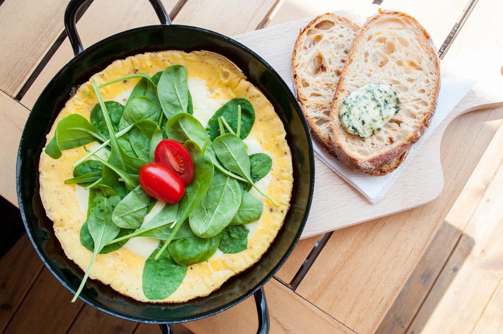 Raňajky v La Crema