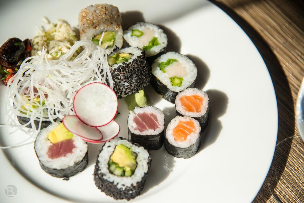Toto sushi bolo naozaj výborné, zostali sme prekvapení!