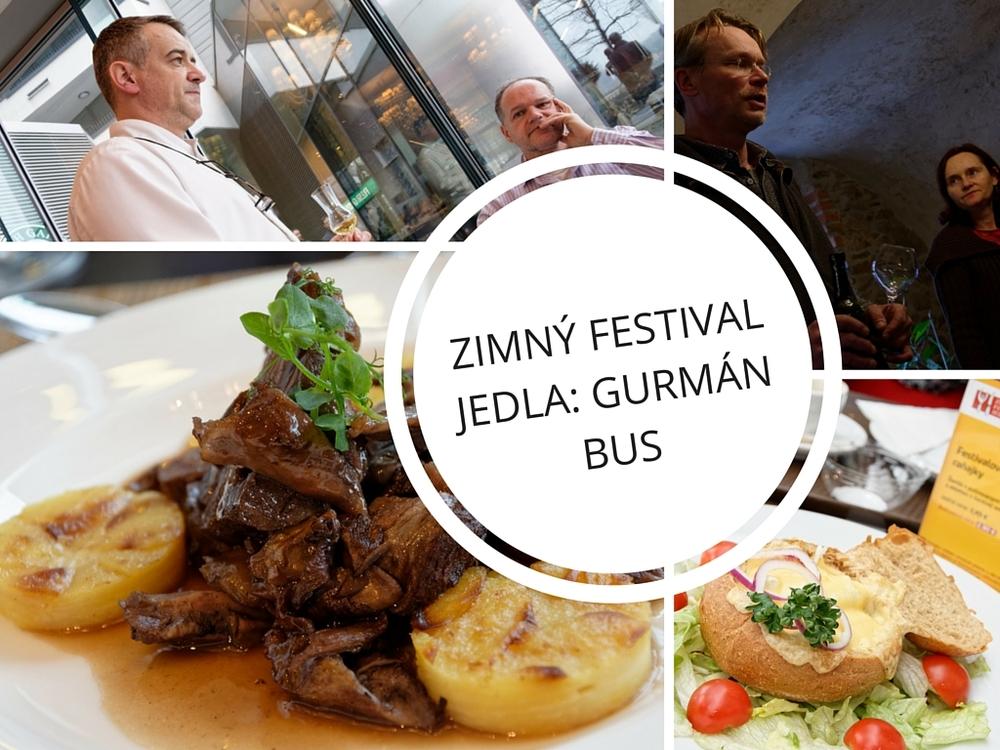 gurman bus zimny festival jedla