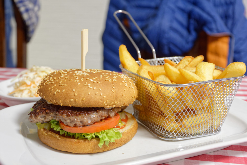 minerva biss burger
