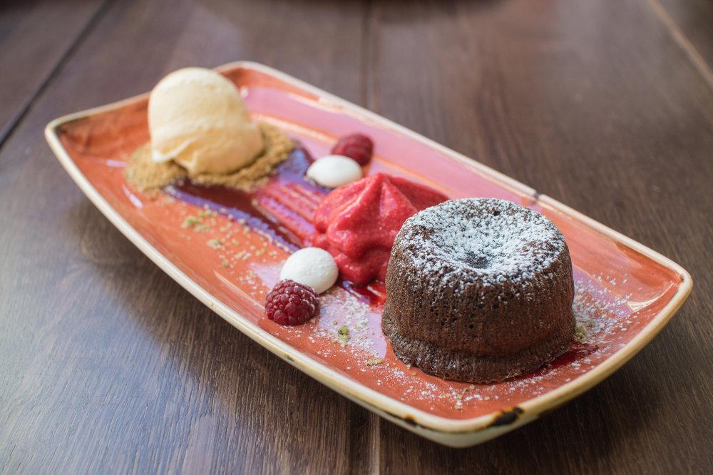 cokoladova torticka flamender