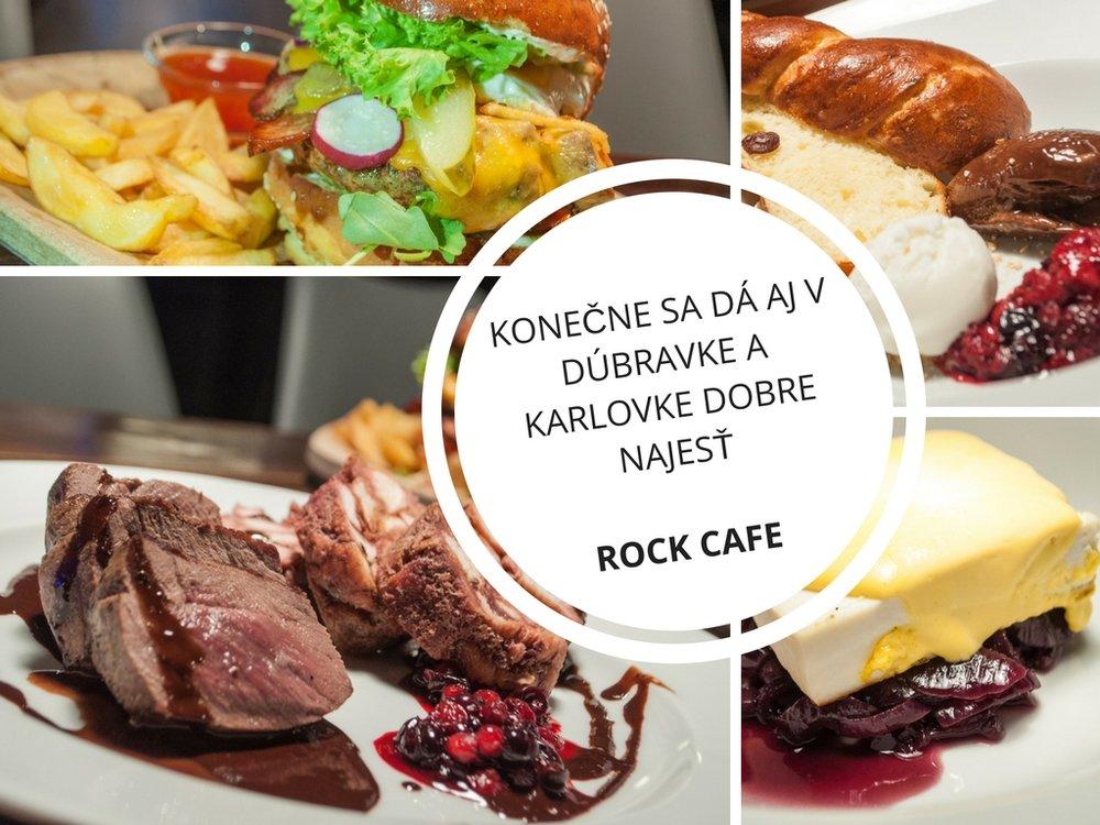 rock cafe dubravka recenzia