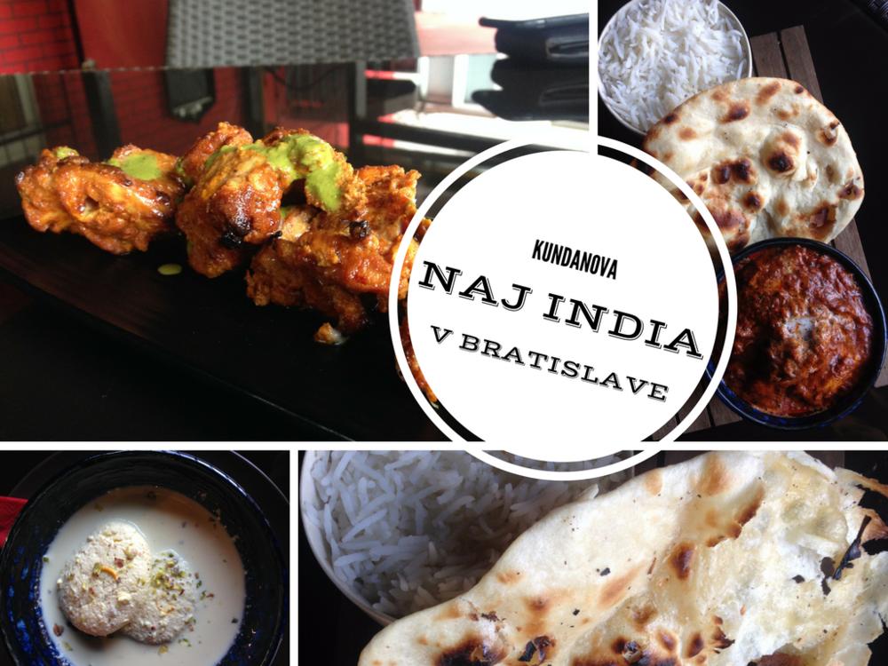 Najlepšia indická reštaurácia Bratislava