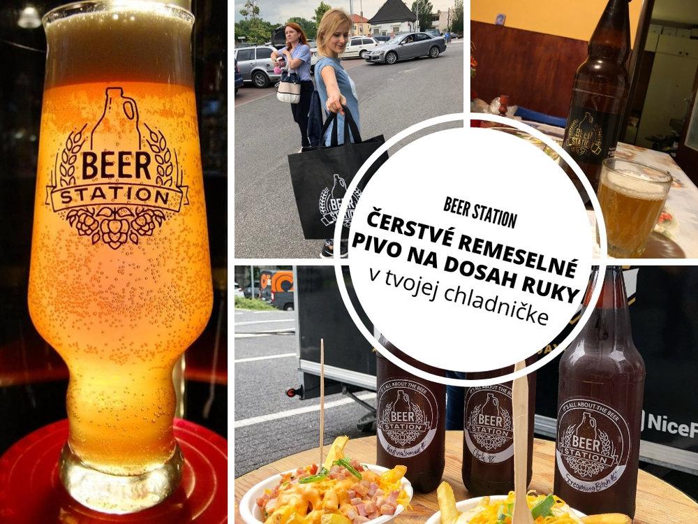 Beer Station Bratislava Trnava Žilina Košice