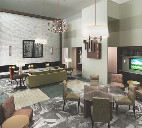 Trinity Lakes Apartments: B2 Architecture + Design