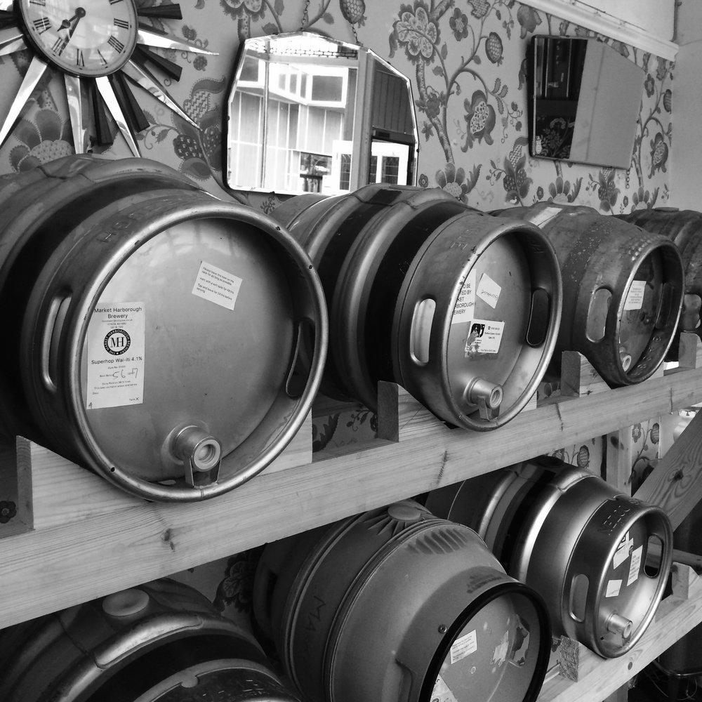 Kegs St George's Beer Festival
