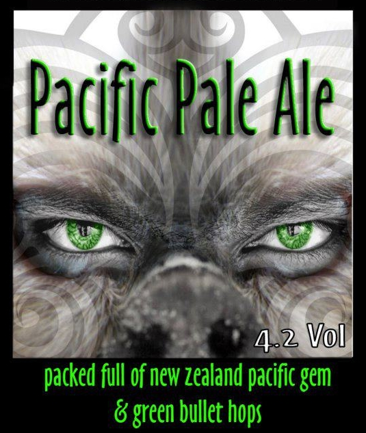 The Slaughter House Brewery - Pacific Pale