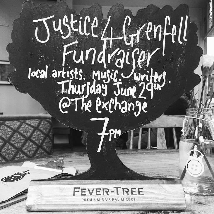 Grenelle Fundraiser At The Exchange