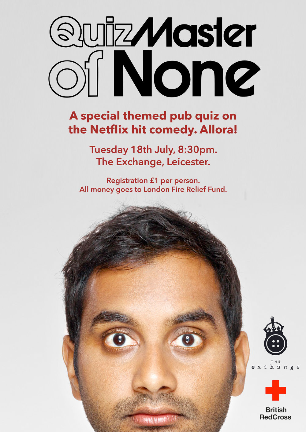 Quiz Master Of None At The Exchange