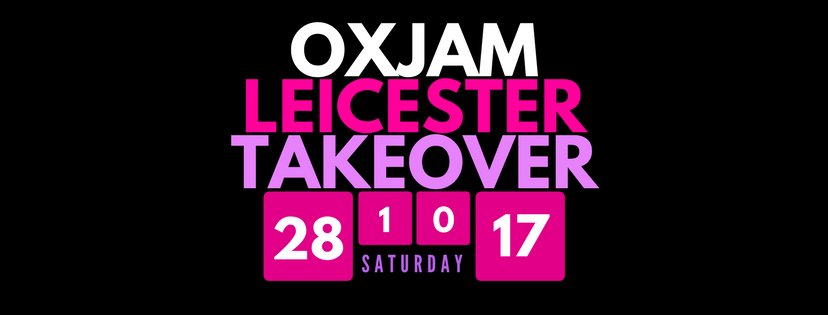 Oxjam Takeover leicester at The Exchange