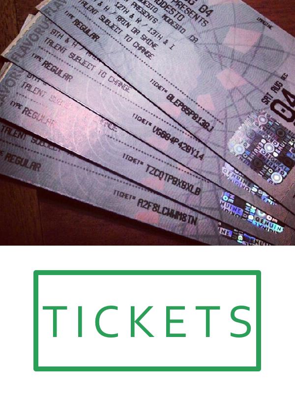 Lucky Fest Tickets
