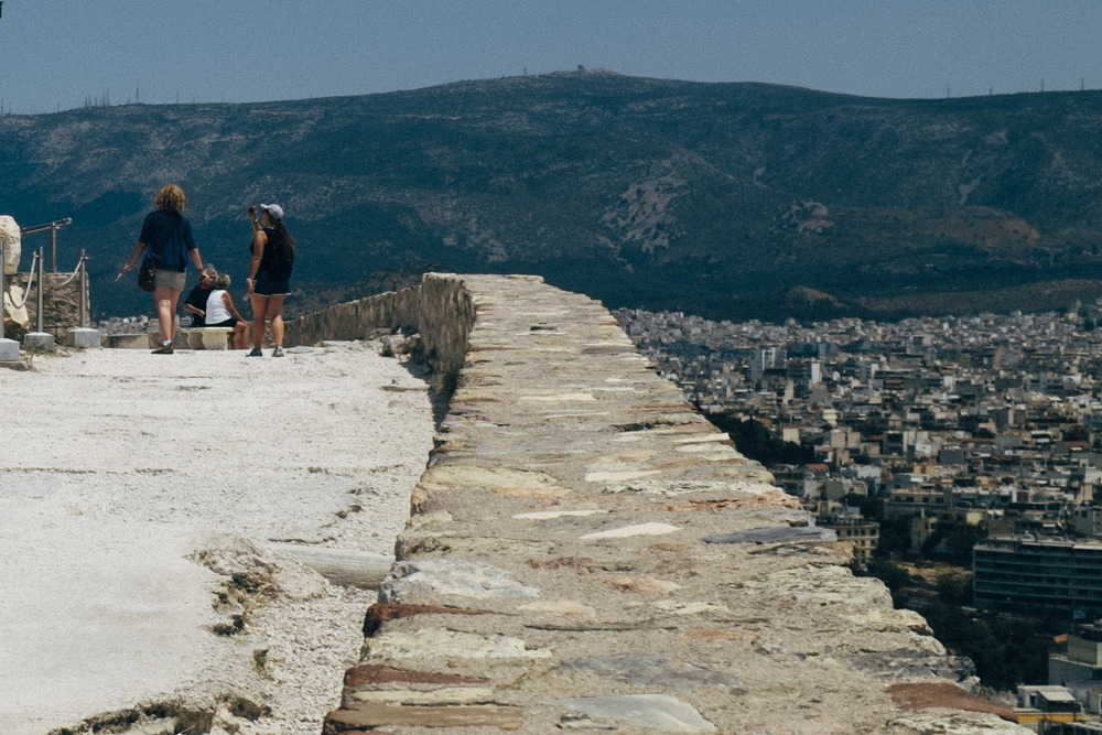 The Acropolis Wall