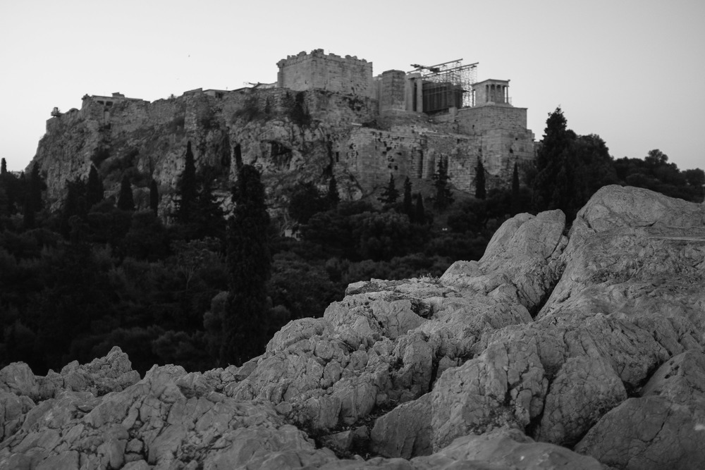 Morning at Athens III