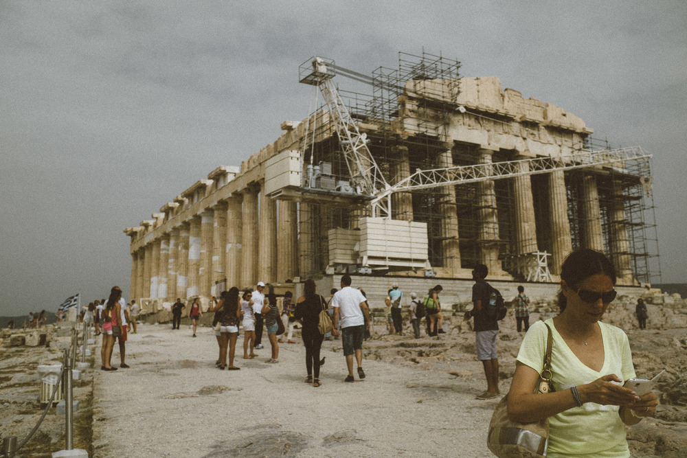The Gritty Parthenon