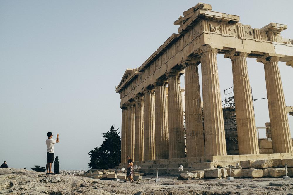Parthenon IV