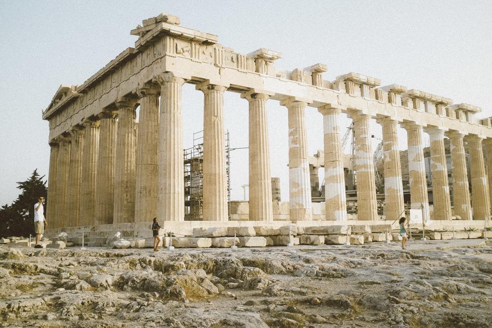 Parthenon VII