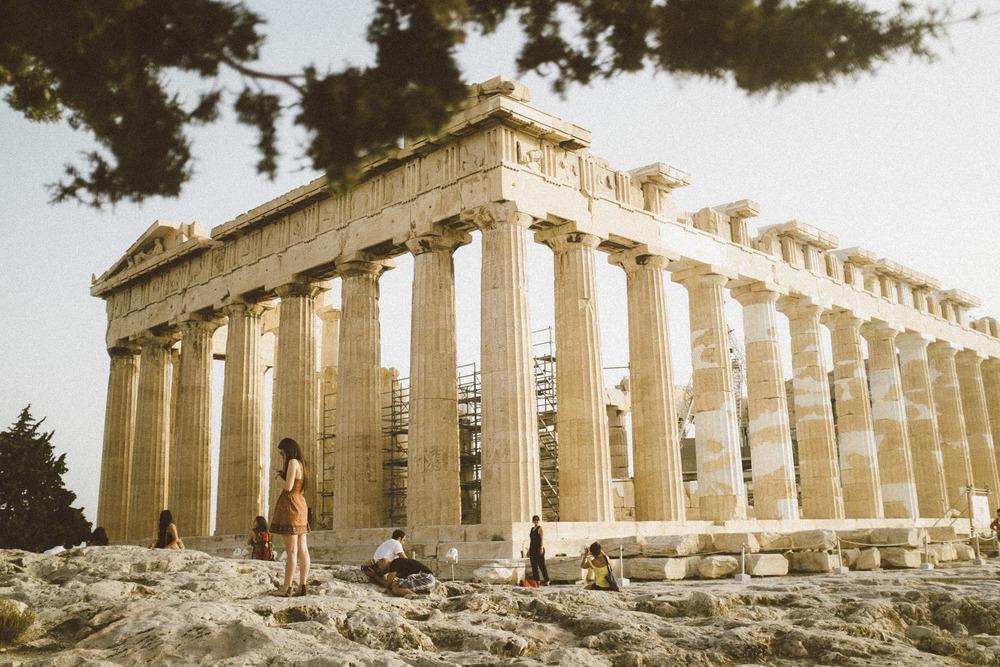 Parthenon VI