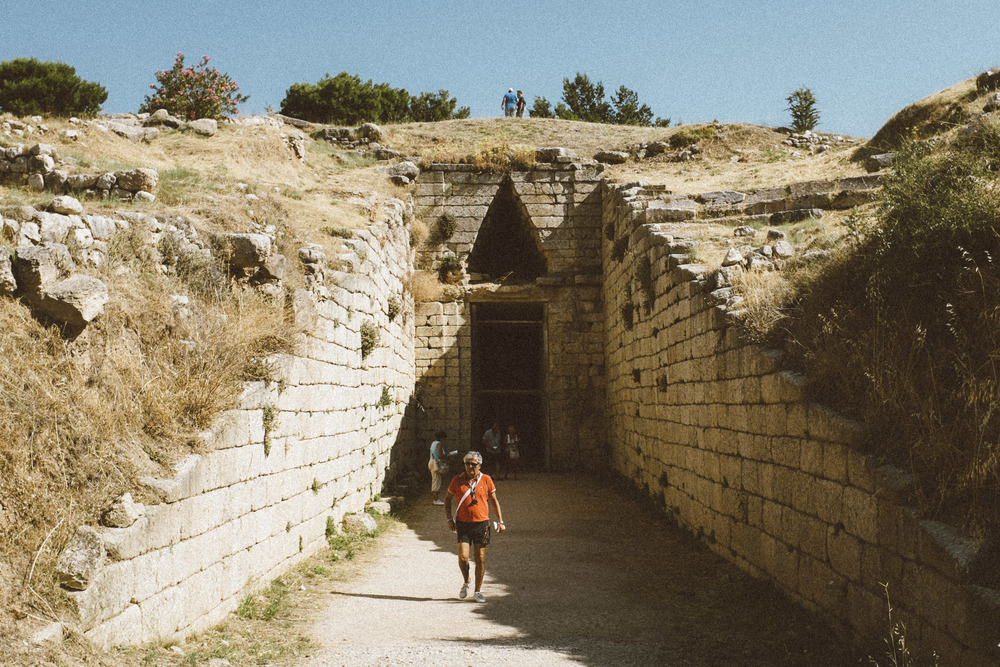 Mycenaen Tholos Tomb I
