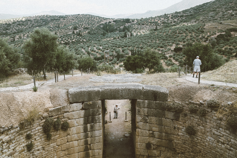 Mycenaen Tholos Tomb III