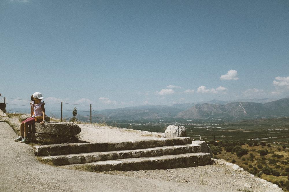 A Mycenaen Palace II