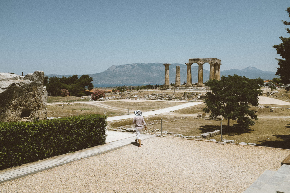 Ancient Corinth I