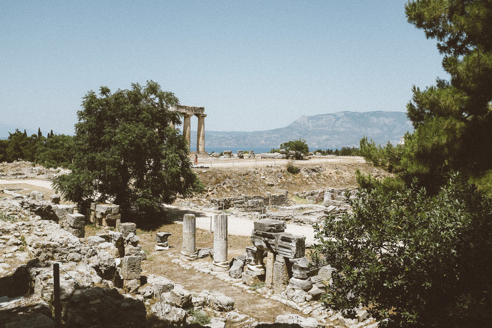 Ancient Corinth II