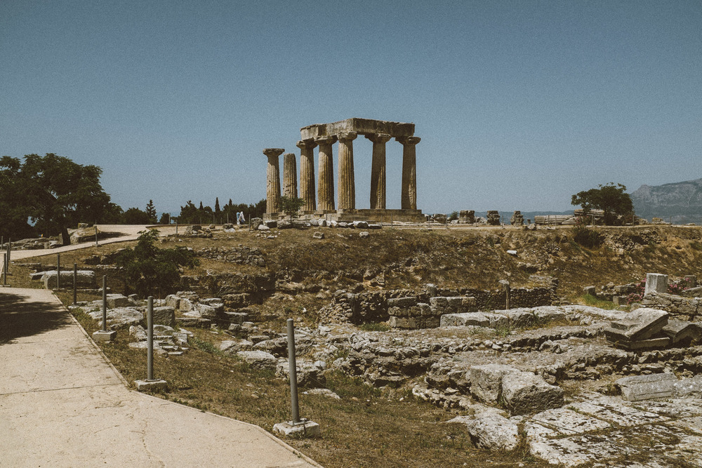 Ancient Corinth III